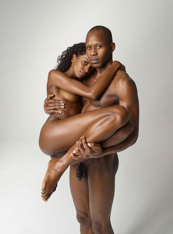 Black and white erotic couples penetration